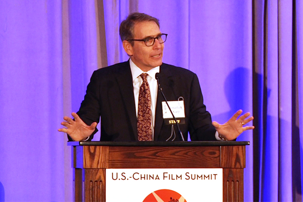 U.S.-China Film Frenzy